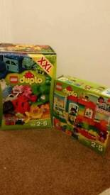 Lego XXL and Lego my town