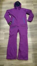Airblaster Snowboard Suit - all in one, one piece - labelled large but more medium