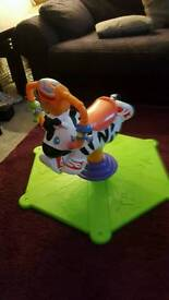 Bounce N Spin Zebra RRP £39.99