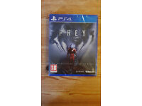 PS4 Prey Brand New & Sealed Game