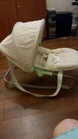 Baby chair unisex