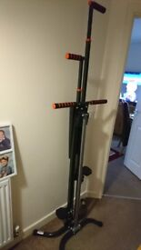Climber and rowing machine excellent condition