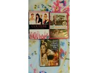 Chick Flick Rom Com Dvds. Watched Once Only.