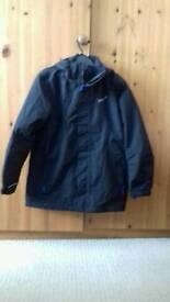 Boys waterproof coat