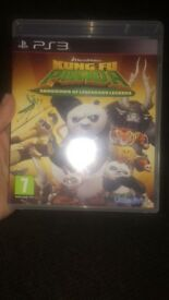 Ps3 game kung fu panda