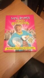 Mrs Brown family handbook