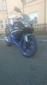 10 yamaha yzf r125 delivery available