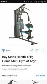 Multi gym in excellent condition
