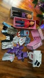 Design friend dolls bundle