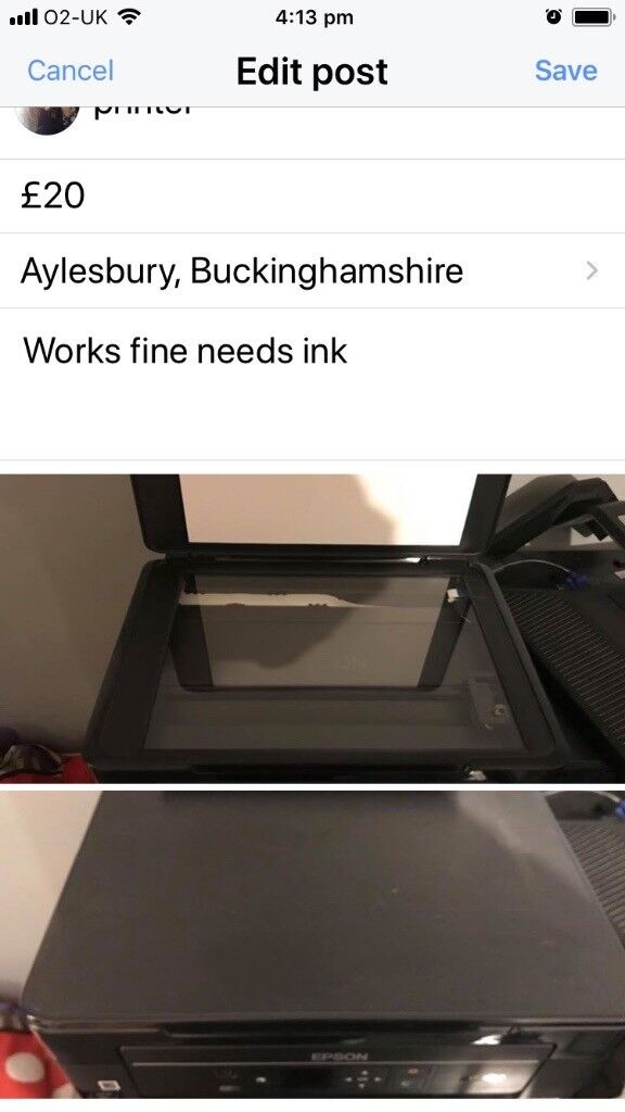 Printer /scanner/copier
