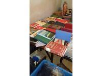 Job lot vintage books plus other books