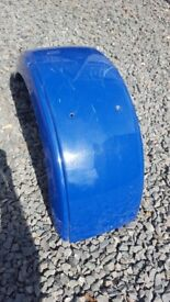 Westfield Kit Car Front Cycle Wing - Blue - Genuine Westfield Manufactured Kit Car Part