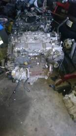 Toyota avensis 2l d4d diesel engine