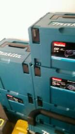 Makita professional tools bundle