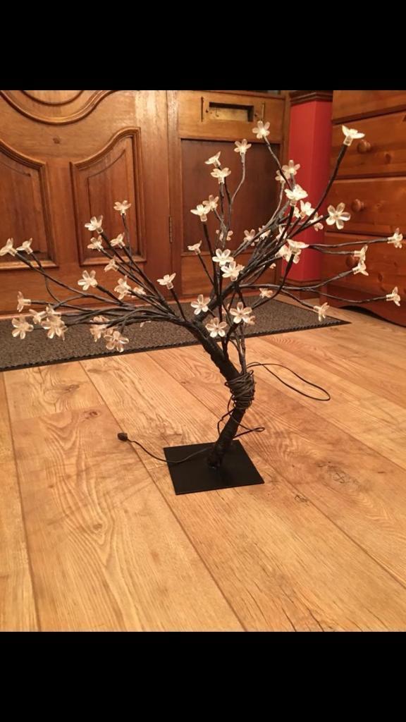 LED FLOWER TREE!!