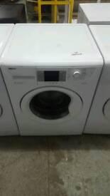 BEKO 8kg 1200 SPIN WASHING MACHINE WITH 3 MONTHS GUARANTEE