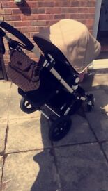 Bugaboo cameleon 3 with everything