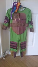 Turtles dressing up outfit age 3-4