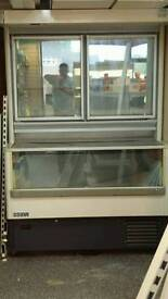 Commercial Display Freezer in working order