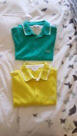 Kids Hugo Boss Polo Shirts