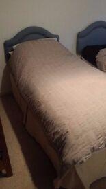 Single Bed Silent Night (x2)