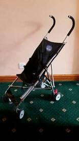Babystart stroller open to offers