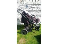 Britax B-smart buggy birth to aged five years