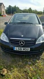 Mercedes A Class Blue efficiency