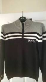 Large Hugo Boss Zipper BNWT