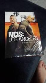 NCIS LOS ANGELES DVD