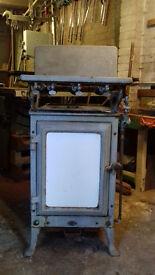 Antique gas cooker. Circa 1900/1910