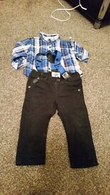 boys outfit 3-6 months