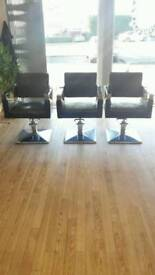 Hairdresser's Styling Chairs