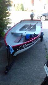 Little bobbin boat