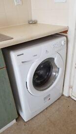 HOOVER optima washing machine, 6kg, £80
