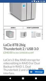 6 TB hard drive