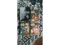 Star Wars Episodes 1-6 Complete