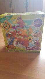 Scooby Doo Pirates' Peril Game