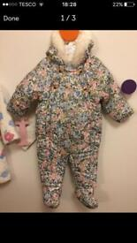 Marks and Spencer Snow Suit