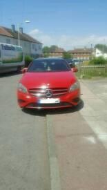 Mercedes-Benz A180 se Blueefficiency