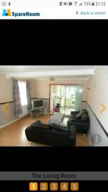 Fully furnished room to rent £320 per month bills included