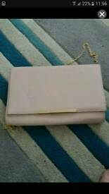 Ladies pink bag