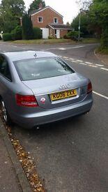 Audi A6 2.7 TDI full S-Line