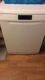 Kenwood full size dishwasher used for a few weeks can deliver