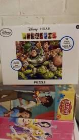 Toy story jigsaw