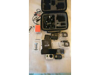 GO PRO Hero 3 Black Edition & Loads of Extras