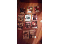 13 used PS3 games