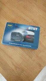 BTST 10 Band Radar & Laser Detector - keep your licence!