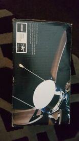 Brand new ceiling fan/light