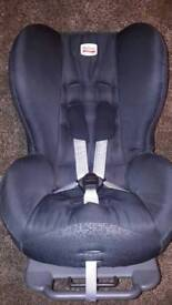 Britax prince group1 car seat x2 not isofix